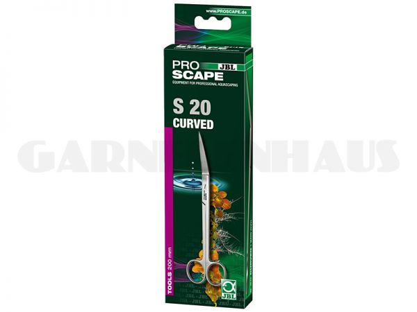 ProScape Tool S 20 curved, scissors for plants