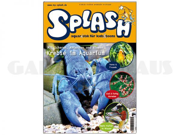 SPLASH - Aquarium magazine for kids (in German)