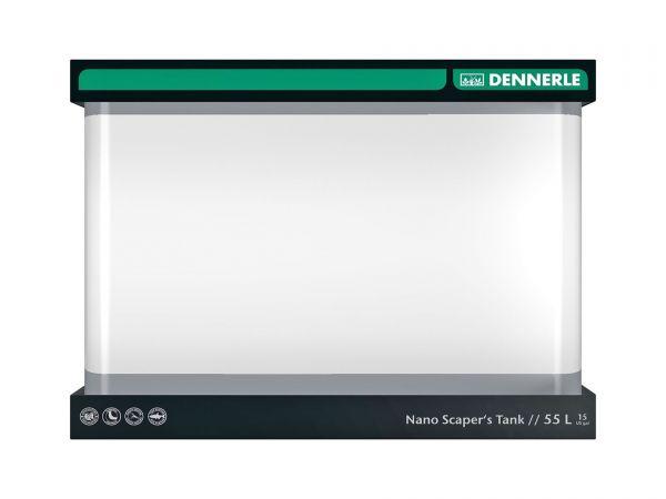 Dennerle - Nano Scapers Tank, 55 Liters Aquarium