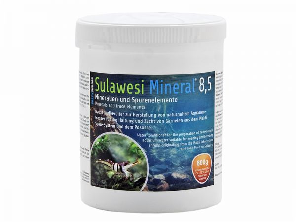 Sulawesi Mineral 8,5 - 800g