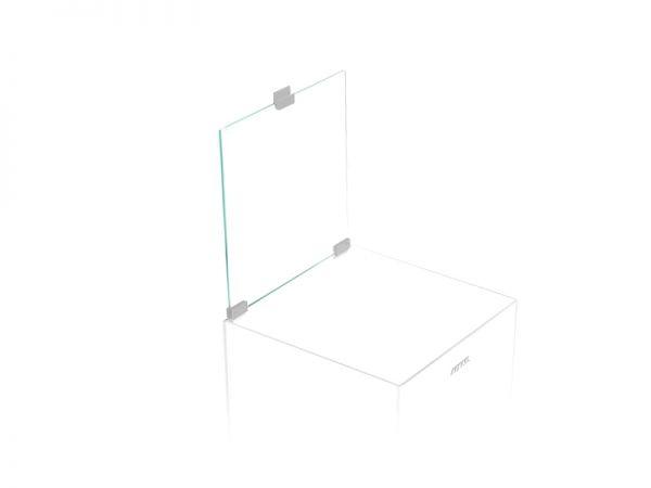 Cover glass for Shrimp Set Smart 10, white