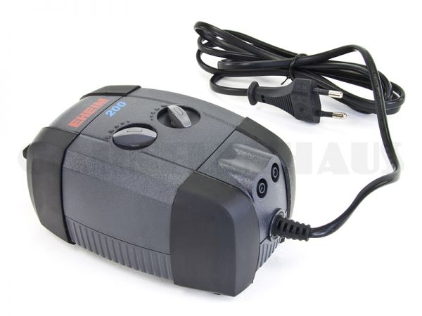 air pump 200, with 2x Power Diffuser