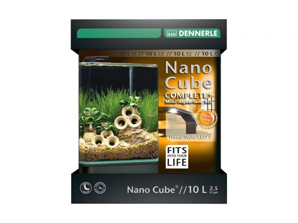 Dennerle NanoCube Complete Plus, 10 Liter, 5582
