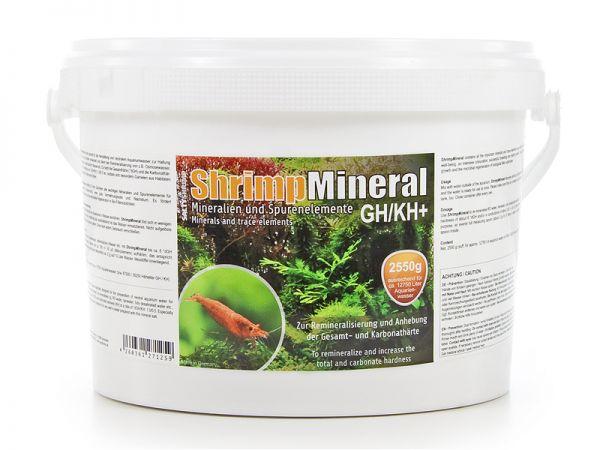 Shrimp Mineral GH/KH+, 2550g