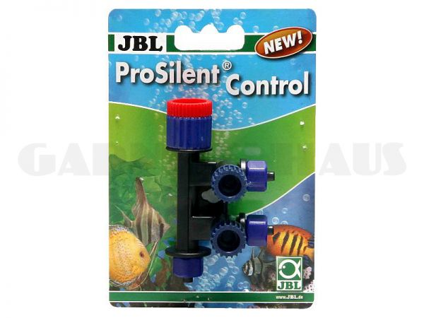 ProSilent Control, air distributor