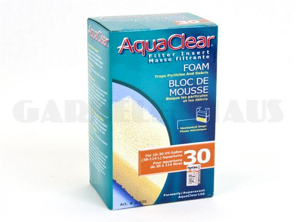 AquaClear - PF 30 foam filter cartridge