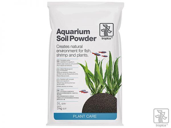 Aquarium Soil Powder, 3 liters