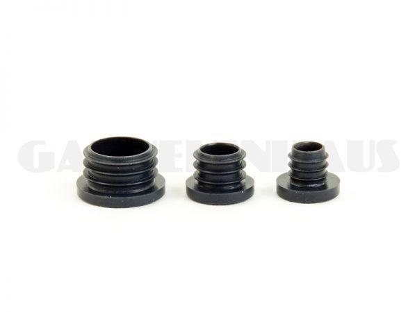 Sealing plug kit, 3 pcs.