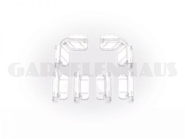 Holders f. Nano cover glass