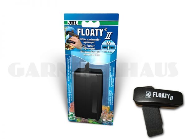 Magnetic glass cleaner Floaty II M