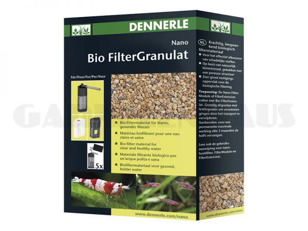Nano Bio Filter Granulate, 300 ml