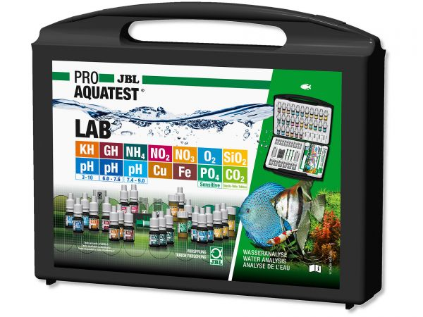 JBL ProAquaTest Koffer für Aquarien