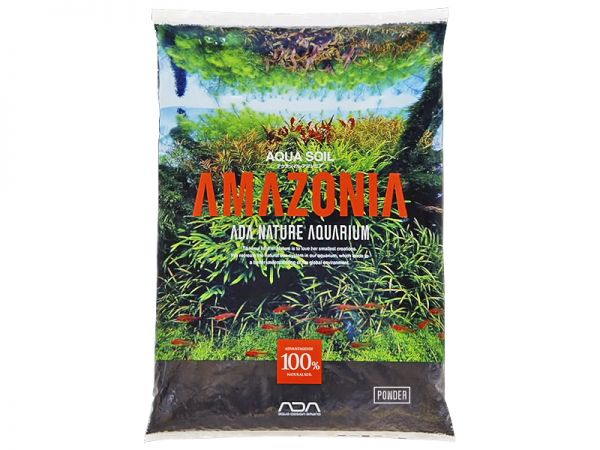Aqua Soil - Amazonia Powder, 3 l