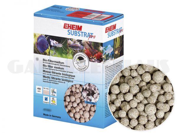 Substrat pro, 2 litres (medium for biological filtration)