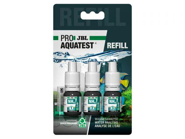 JBL - Pro Aquatest NH4 (Ammonium/Ammonia) Reagents, Refill-Pack
