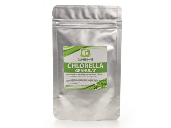 Chlorella Granules, 50g