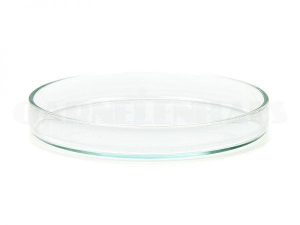 Glass food bowl, 80/11 mm
