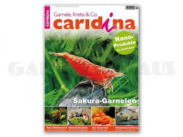 caridina, issue 2/2010 (in German)