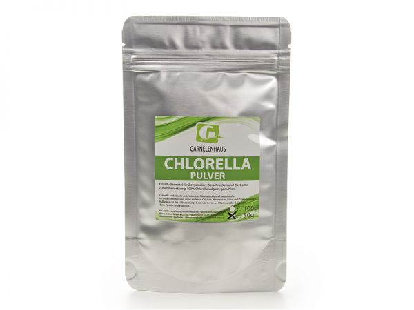 Chlorella Powder, 50g