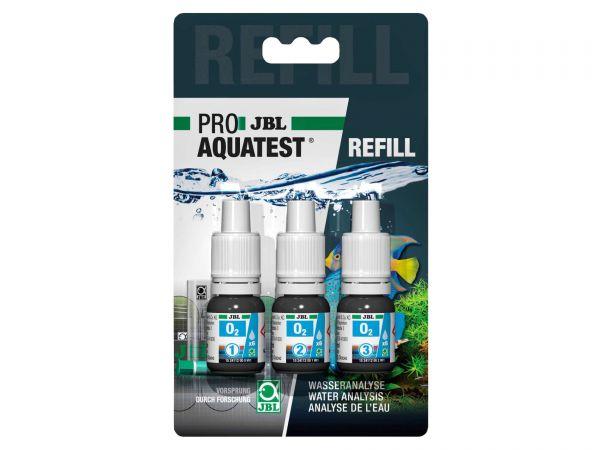 JBL - Pro Aquatest O2 (Oxygen) Reagents, Refill-Pack