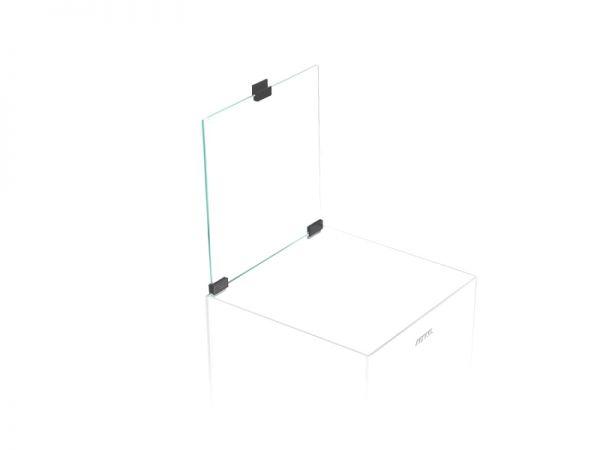 Cover glass for Shrimp Set Smart 10, black