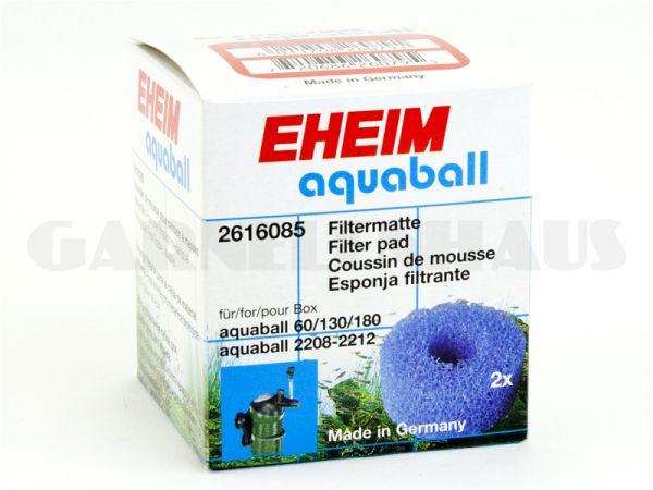 Filter mat (blue), 2x f. aquaball 2208-2212