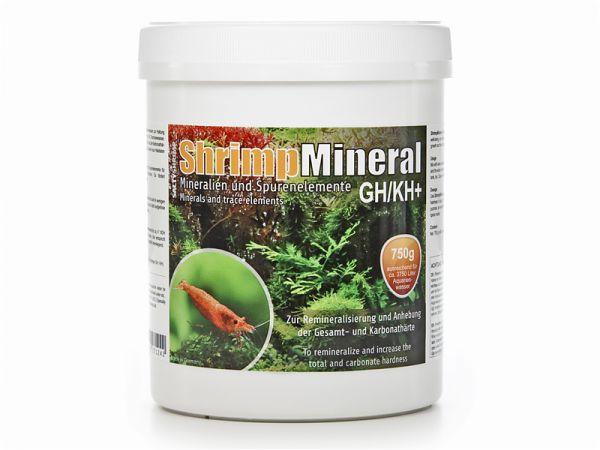 Shrimp Mineral GH/KH+, 750g