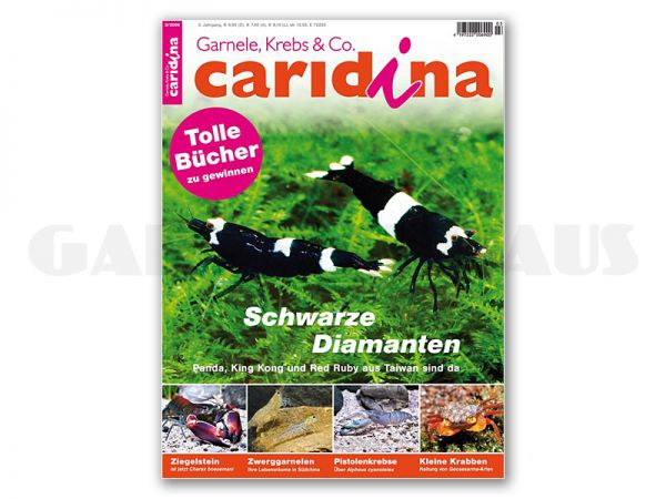 caridina, issue 3/2009 (in German)