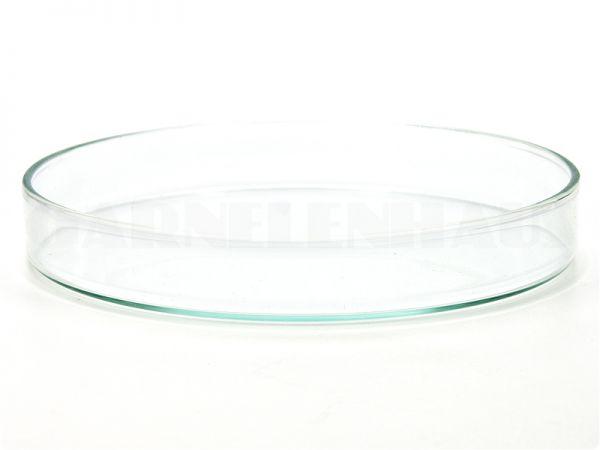 Glass food bowl, 114/17 mm