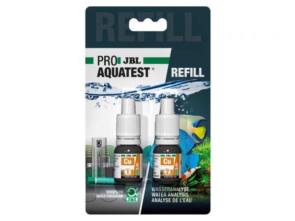 JBL - Pro Aquatest Cu (Copper) Reagents, Refill-Pack
