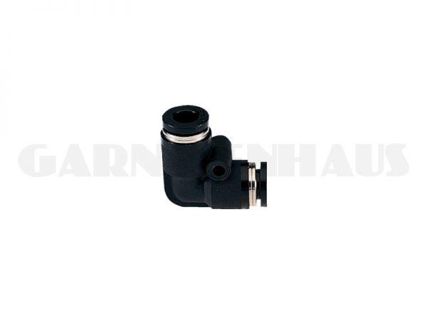 Elbow Union (90°), black
