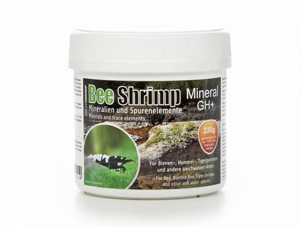 Bee Shrimp Mineral GH+, 230g