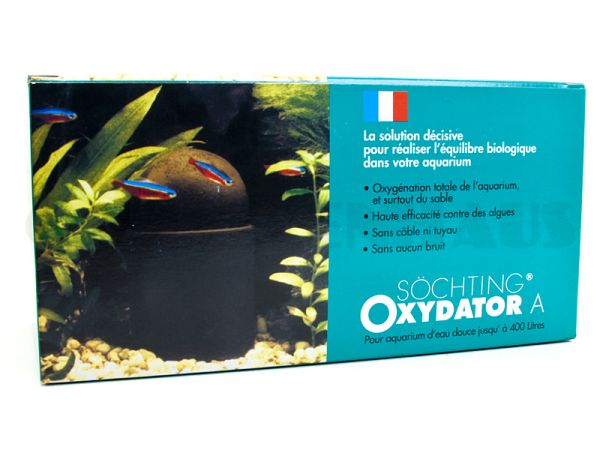 Oxydator A, for aquariums up to 400 l