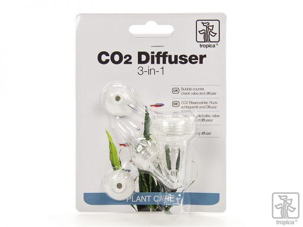 CO2 Diffuser 3-in-1