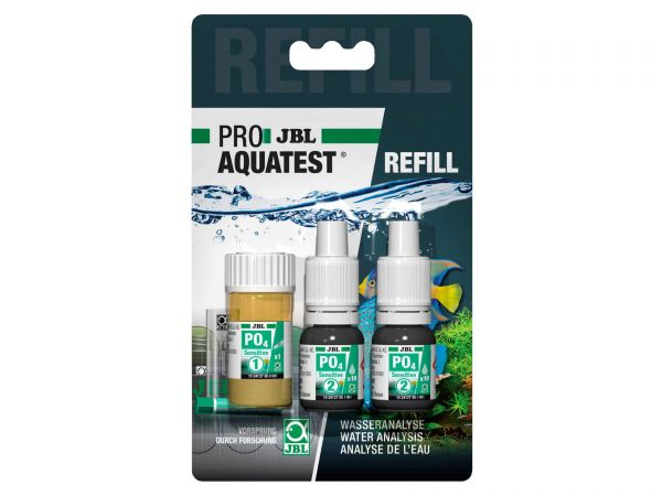 JBL - Pro Aquatest PO4 (Phosphate) Reagents, Refill-Pack
