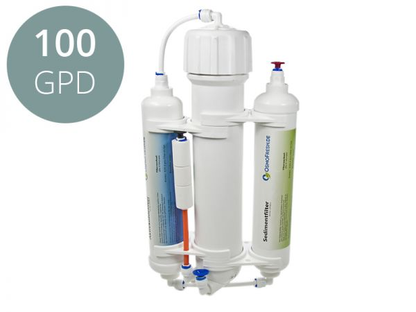 Smartline Basic 100 GPD, reverse osmosis system