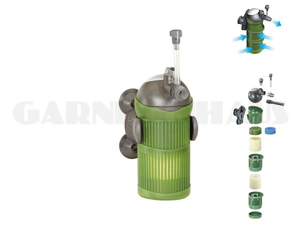 aquaball 60 - internal filter