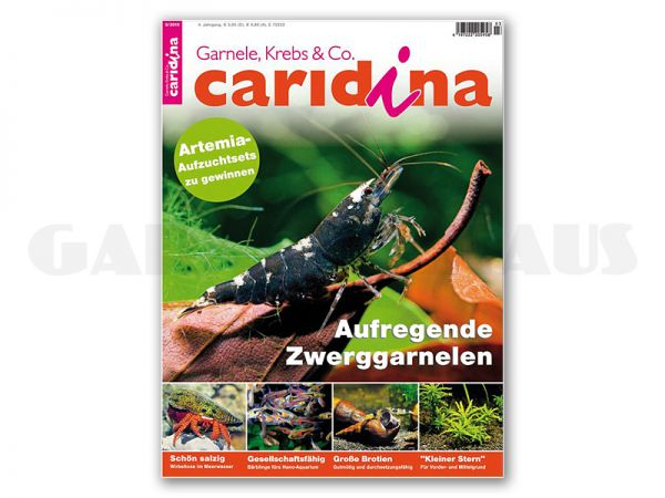 caridina, issue 3/2010 (in German)