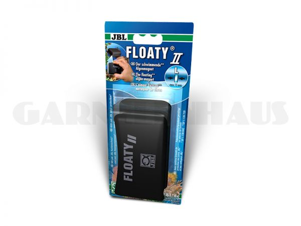 Magnetic glass cleaner Floaty II L
