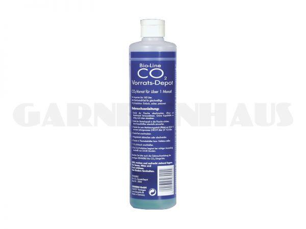 CO2 Bio supply depot