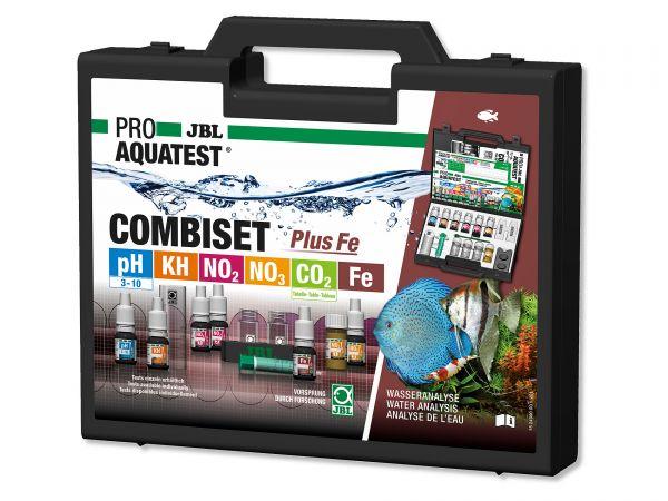JBL - Pro Aquatest Combiset +Fe (Eisen)