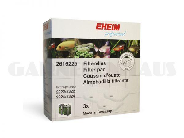 Filter fleece, 3x f. 2222-2324