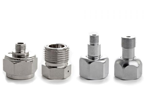 Aqua-Noa CO2-Adapter für diverse Gewinde und CO2-Systeme