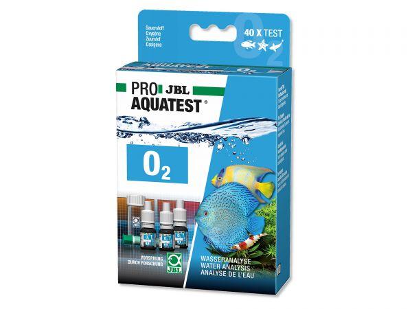 JBL - PRO Aquatest O2 Oxygen, water test, water analysis, test set