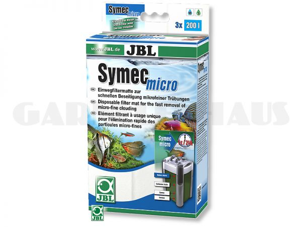 SymecMicro, filter fleece