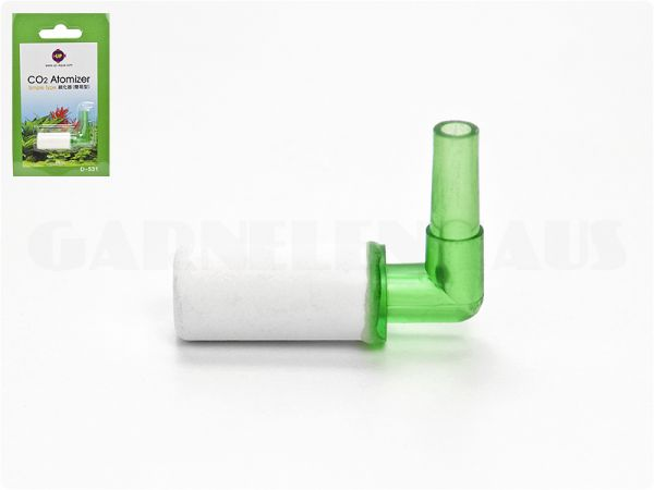 CO2 Atomizer, angled