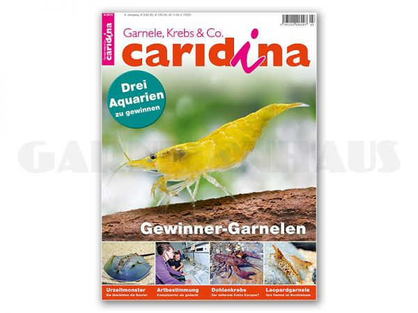 caridina, issue 3/2012 (in German)