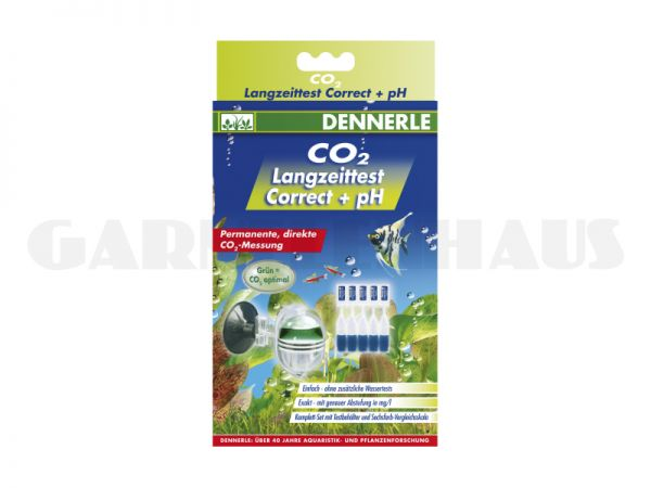 Permanent CO2 test Correct (Dennerle Egg)