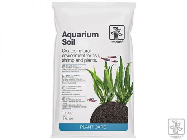 Aquarium Soil, 3 liters