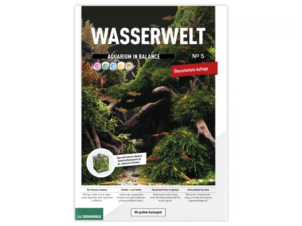 Dennerle - Wasserwelt No. 5 - Aquarium in Balance